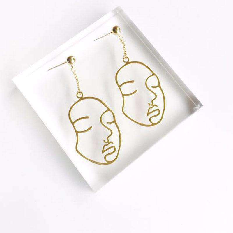 The Margeaux Earrings - Kina & Tam