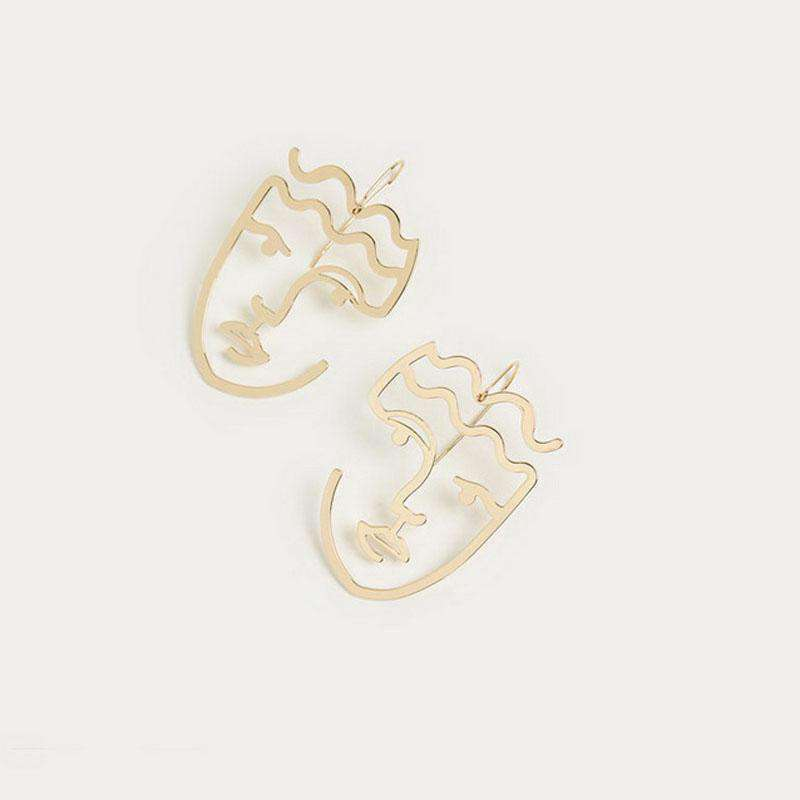 The Annabelle Earrings - Kina & Tam