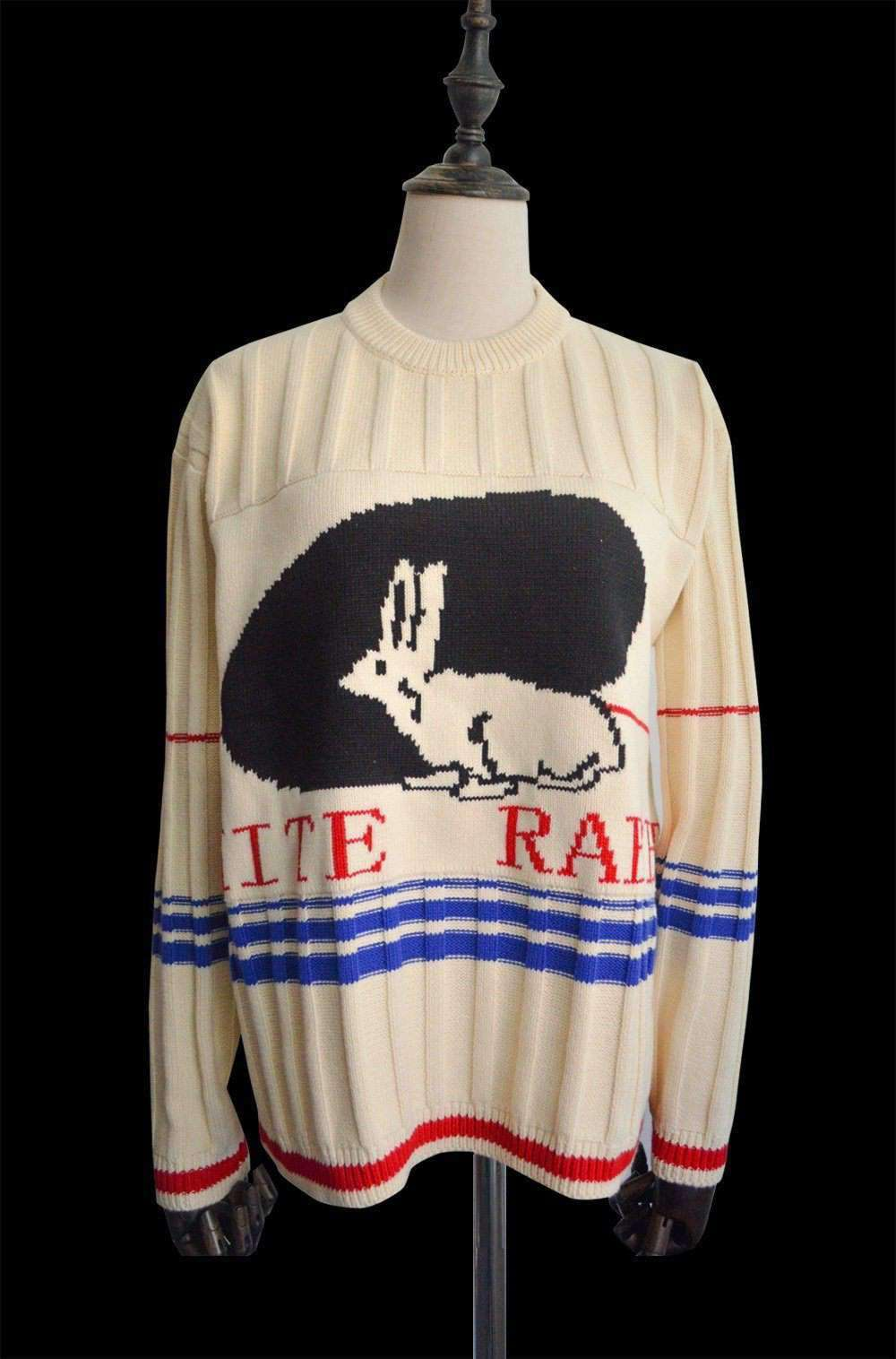 The White Rabbit Pullover - Kina & Tam