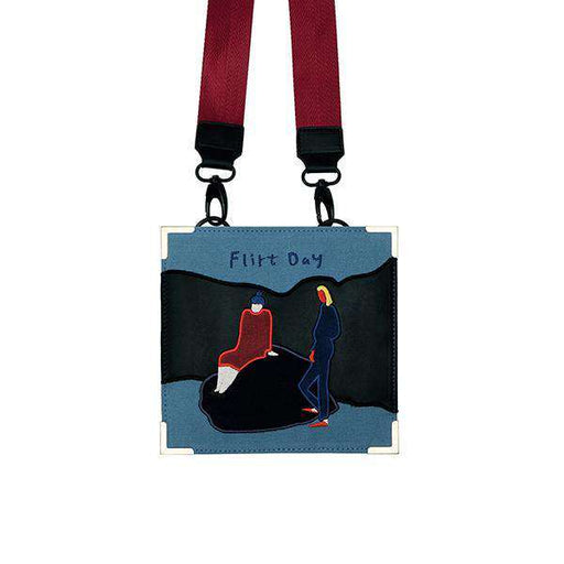 The Flirt Day Messenger Bag