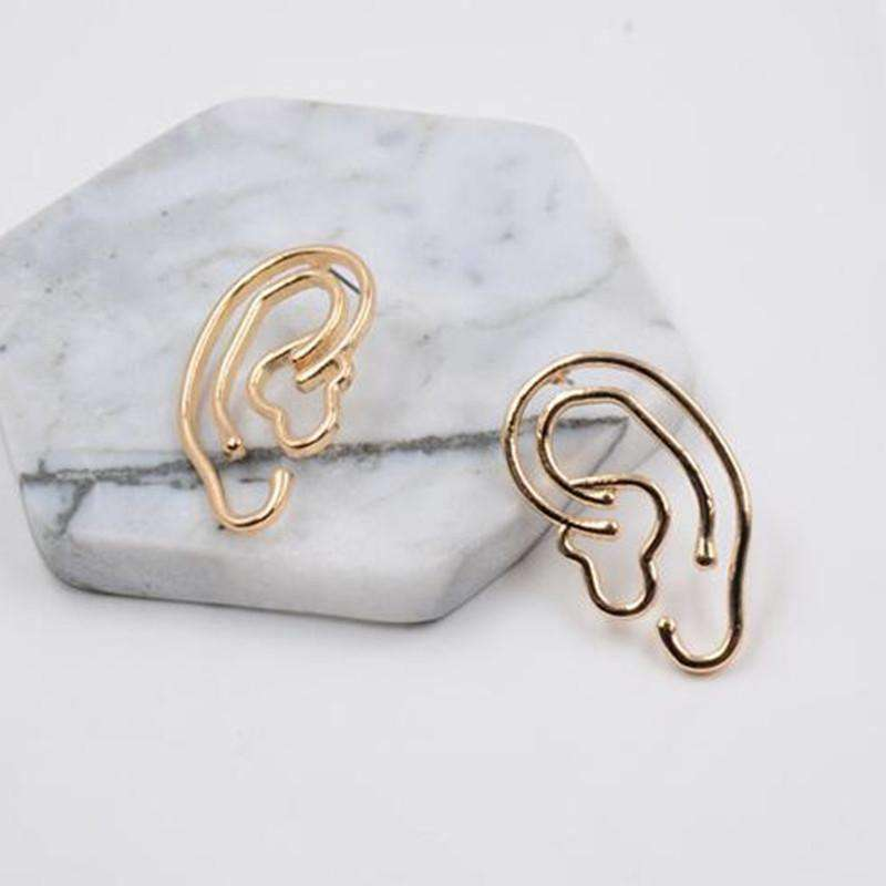 The Wise Beyond Your Ears  Earrings
