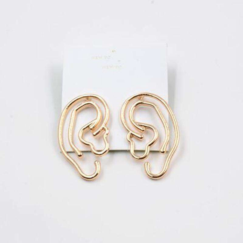 The Wise Beyond Your Ears  Earrings - Kina & Tam