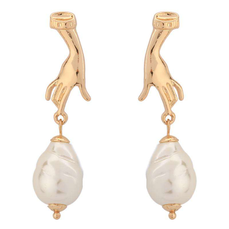 The Virago Earrings