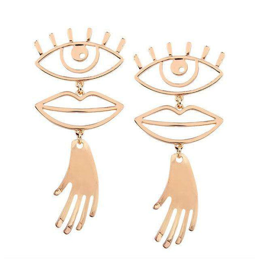 The Eat Pray Love Earrings - Kina & Tam