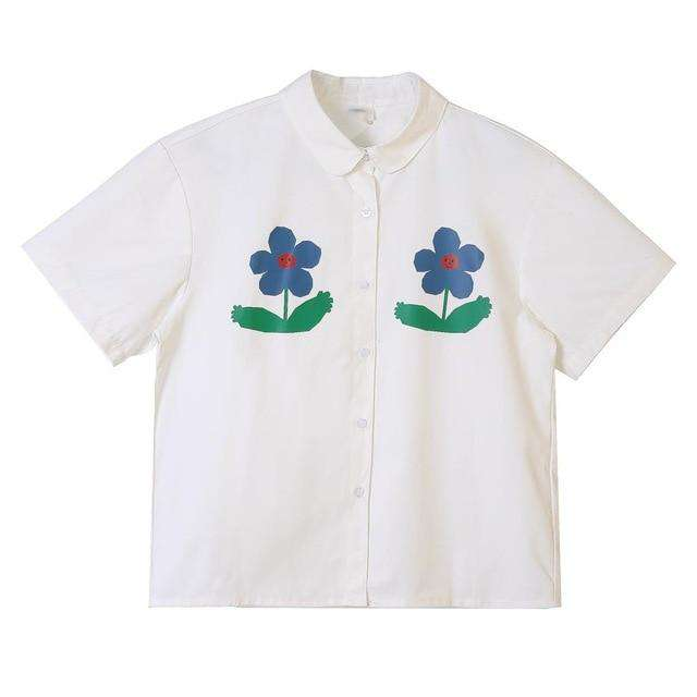 The Flower Baby Top - Kina & Tam