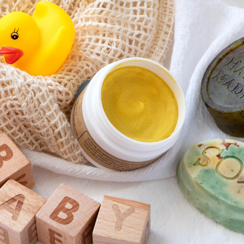 Baby Products for sensitive skin