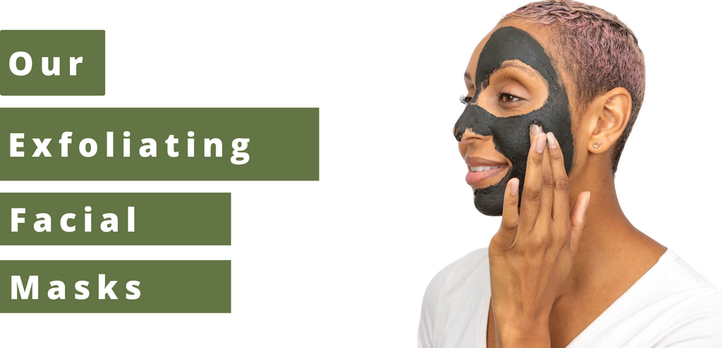 Exfoliating Facial Masks