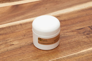 Orange Scented 8 oz Family Size Cream