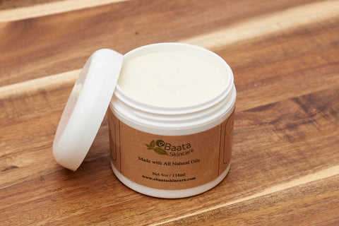 Lemongrass Scented Shea Butter