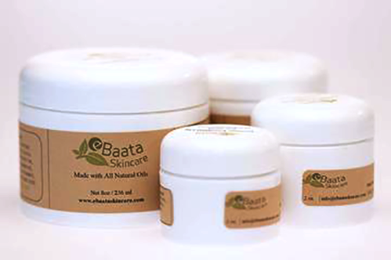Ebaata Jasmine Scented Creams - Face and Full Body