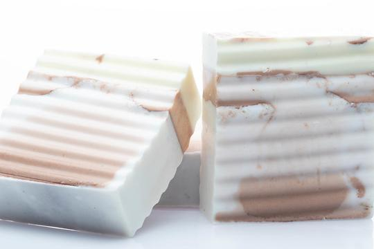 Coconut Biscuit Bar Soap