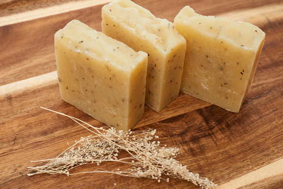 Raw Rooibos Bar Soap