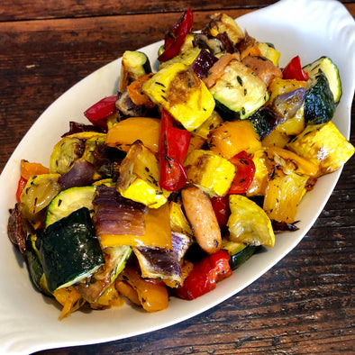 Pound Roasted Mixed Vegetables