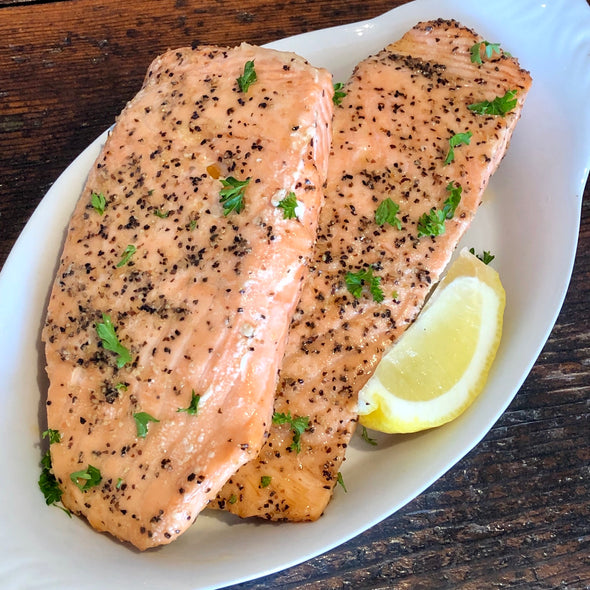 Pound Roasted Salmon - Pre-Order