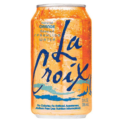 La Croix Orange
