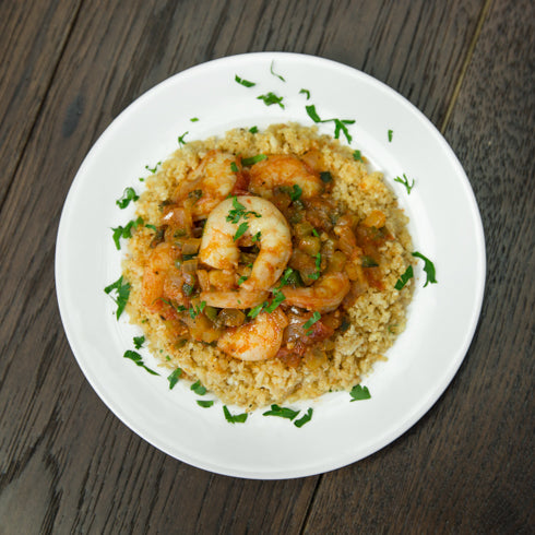 Family Shrimp Creole