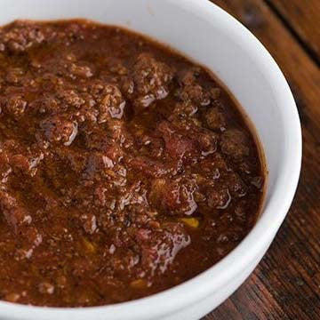Famous Texas Chili 16 Ounce