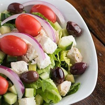 Greek Salad with Chicken - Pre-Order