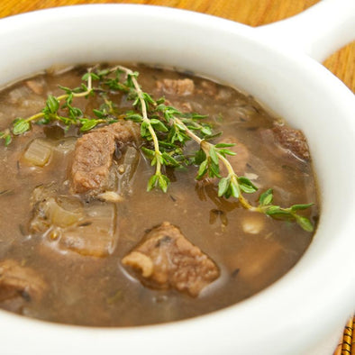hCG Beef & Onion Soup - Pre-Order