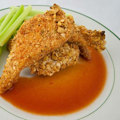 hCG Buffalo Chicken with Celery