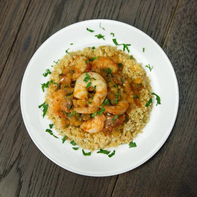 Shrimp Creole with CauliRice - Pre-Order