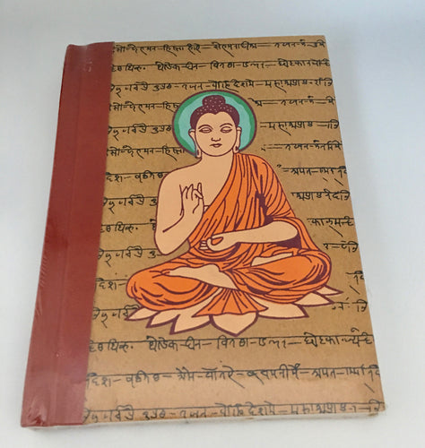 Matr Boomie Seated Buddha Recycled Paper Journal