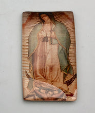 BuDhaGirl Reminder Amulet - Virgin of Guadalupe - Miracles