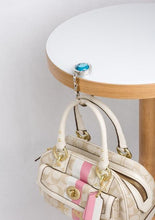 Kanji Purse Hanger with Mirrored Pill Box