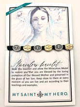 My Saint My Hero Miraculous Mary Blessing Bracelet
