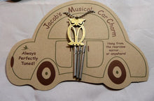 Jacob's Musical Chimes Wise Owl Charm