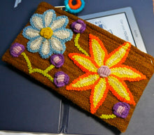 Jenny Krauss Ayacucho Embroidered Clutch Purse