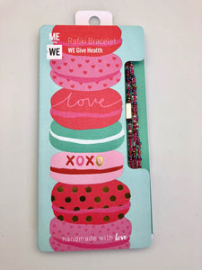 ME to WE Rafiki Health & Wellness Bracelet - Love & Sweet Treats