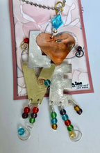 Pilgrim Imports LOVE Car Charm - Fair Trade from Thailand