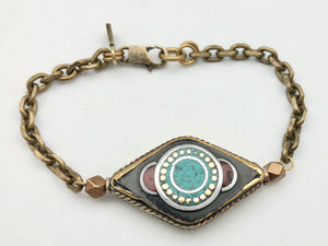 Vanessa Mooney Nepali Evil Eye Bracelet