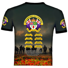 ULSTER 36th DIVISION 100 YEARS BRITISH WW1  T .Shirt