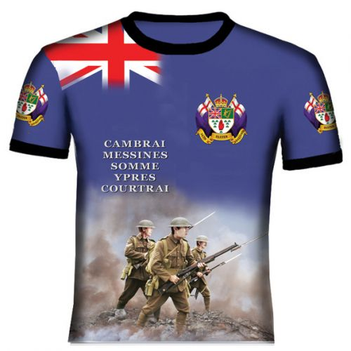 Ulster 36th  Division T .Shirt