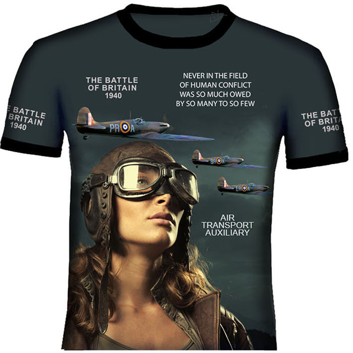 Air-Transport Auxiliary T Shirt
