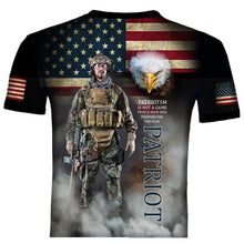 American Patriot T Shirt
