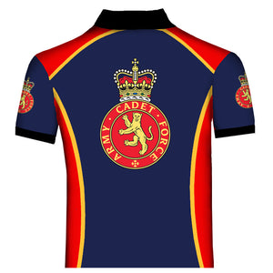 Army Cadet Force  Polo Shirt 0M8