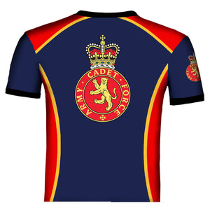 Army Cadet Force T .Shirt 0M8