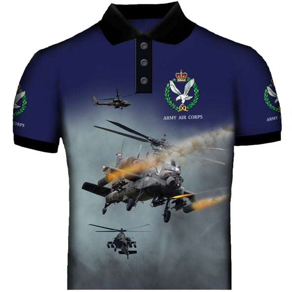 fae25a54 Army Air Corps Polo Shirt – uk military gifts