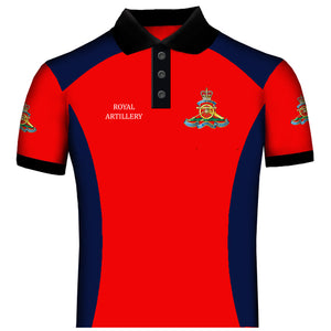 Royal Artillery  Polo Shirt