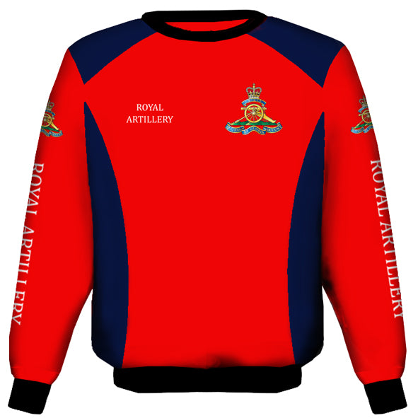 Royal Artillery Sweat Shirt