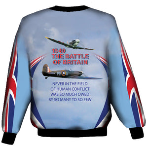 Battle of Britain  Sweat Shirt 0A2