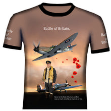 BATTLE OF BRITAIN WE WILL REMEMBER T .Shirt