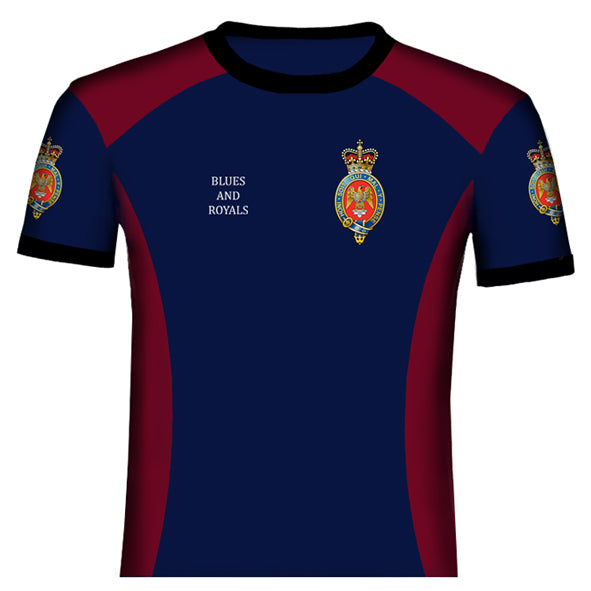 Household Cavalry Blues and Royals T .Shirt
