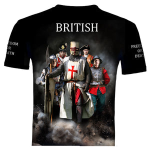 British Patriot T .Shirt