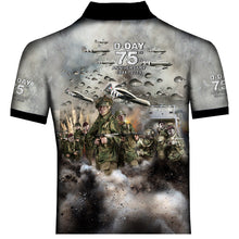 D-Day 75th Anniversary Polo Shirt