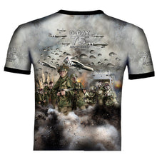 D-DAY 75th ANNIVERSARY T .Shirt