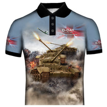 D-Day 6th June 1944 Polo Shirt
